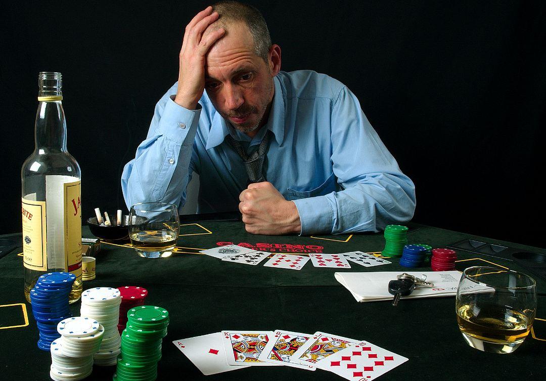Самый крупный проигрыш в казино закрытие игровых залов казино в санкт-петербурге