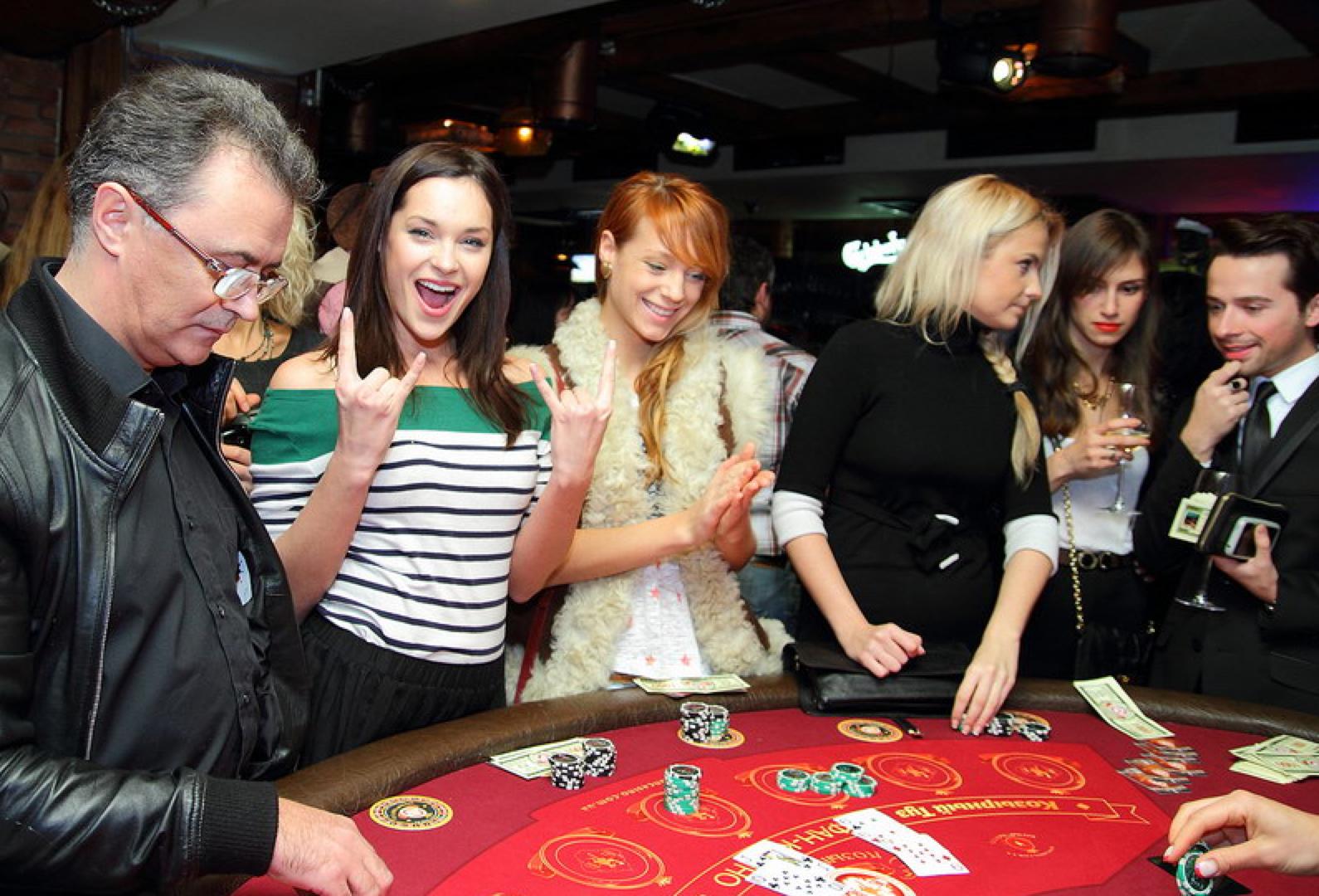 где открыли казино в россии