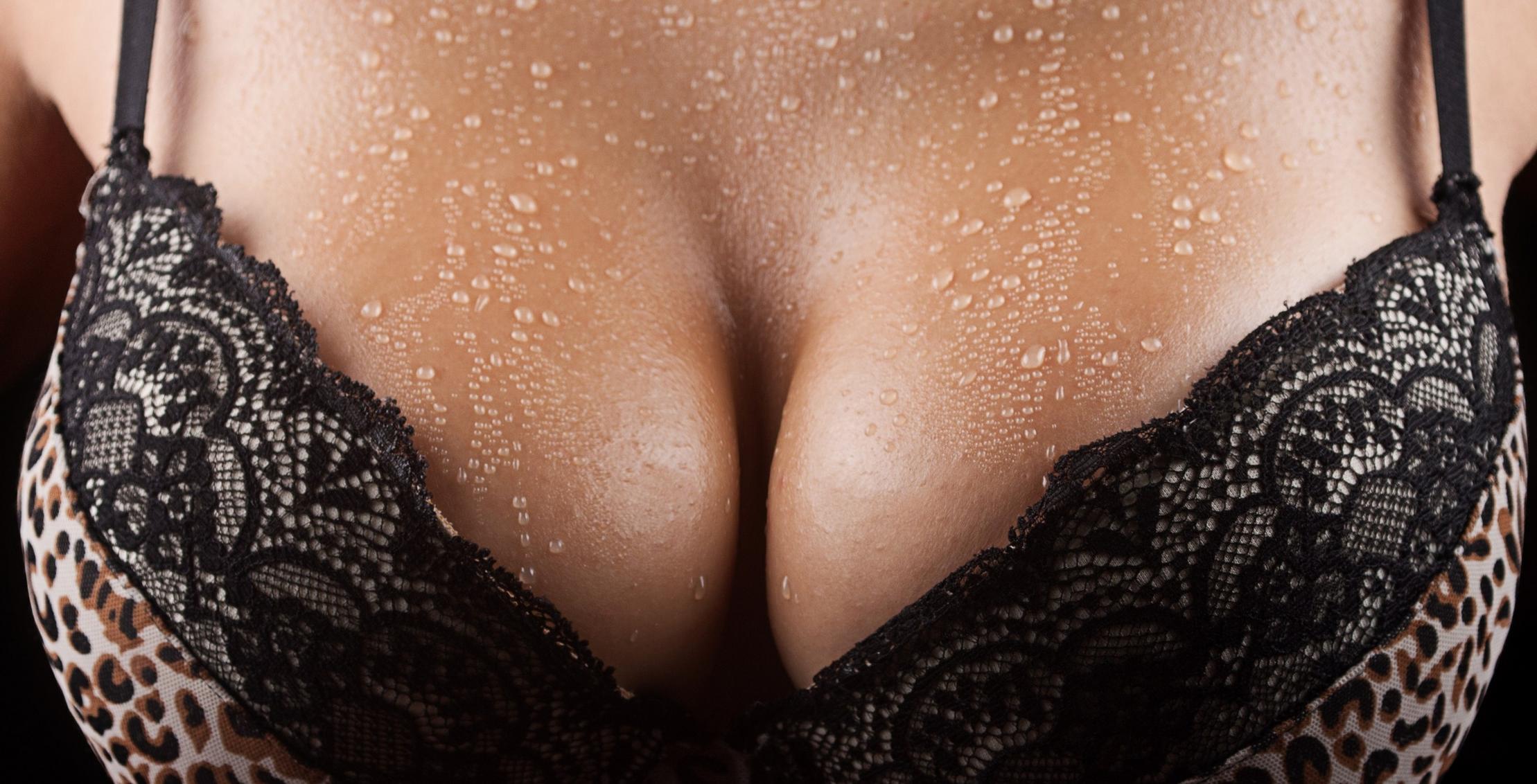 Конкурс самая красивая мокрая грудь