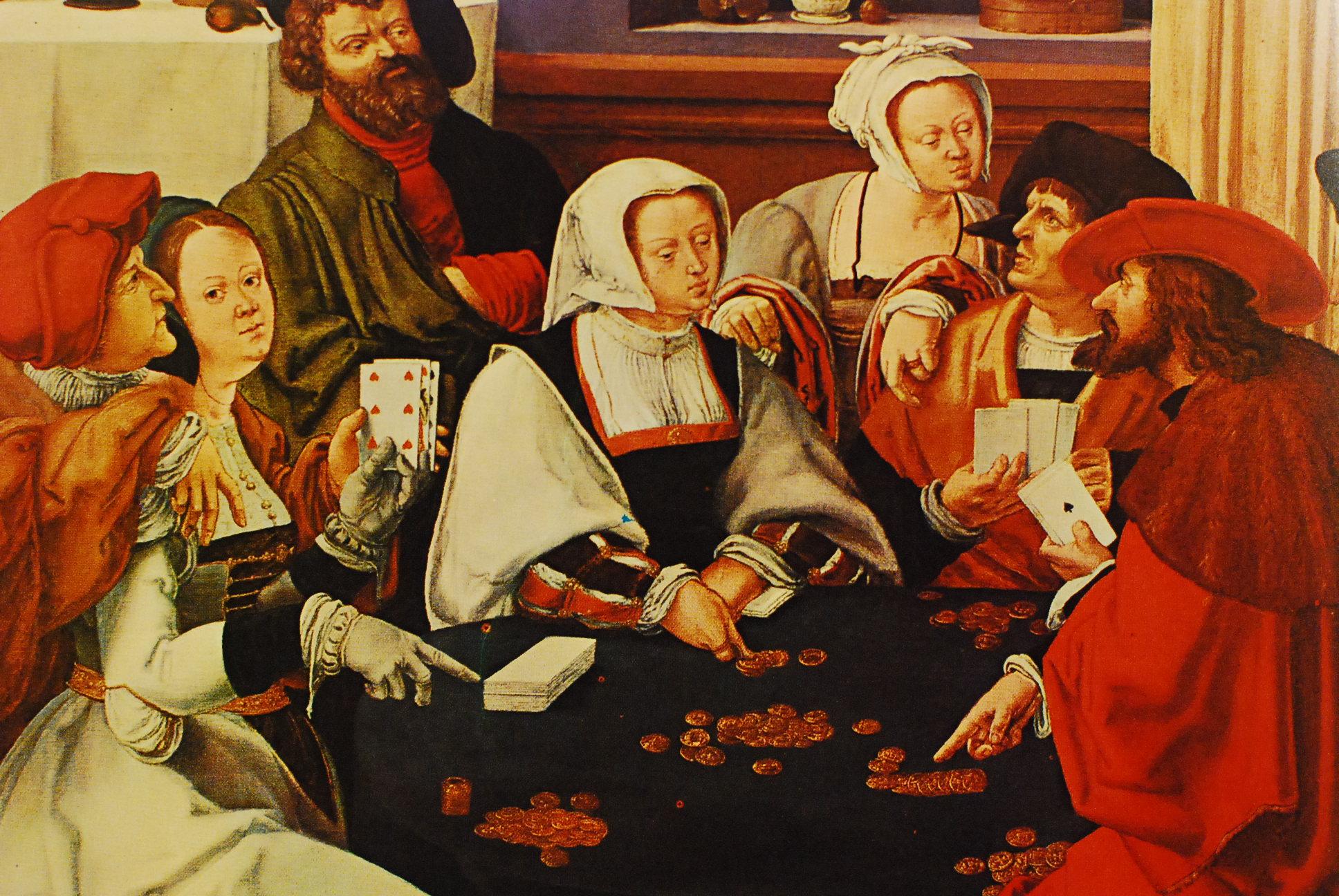 Азартные игры 18 века онлайн казино клубнички