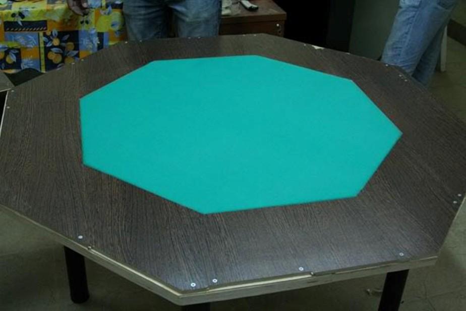 Покерный стол своими руками фото