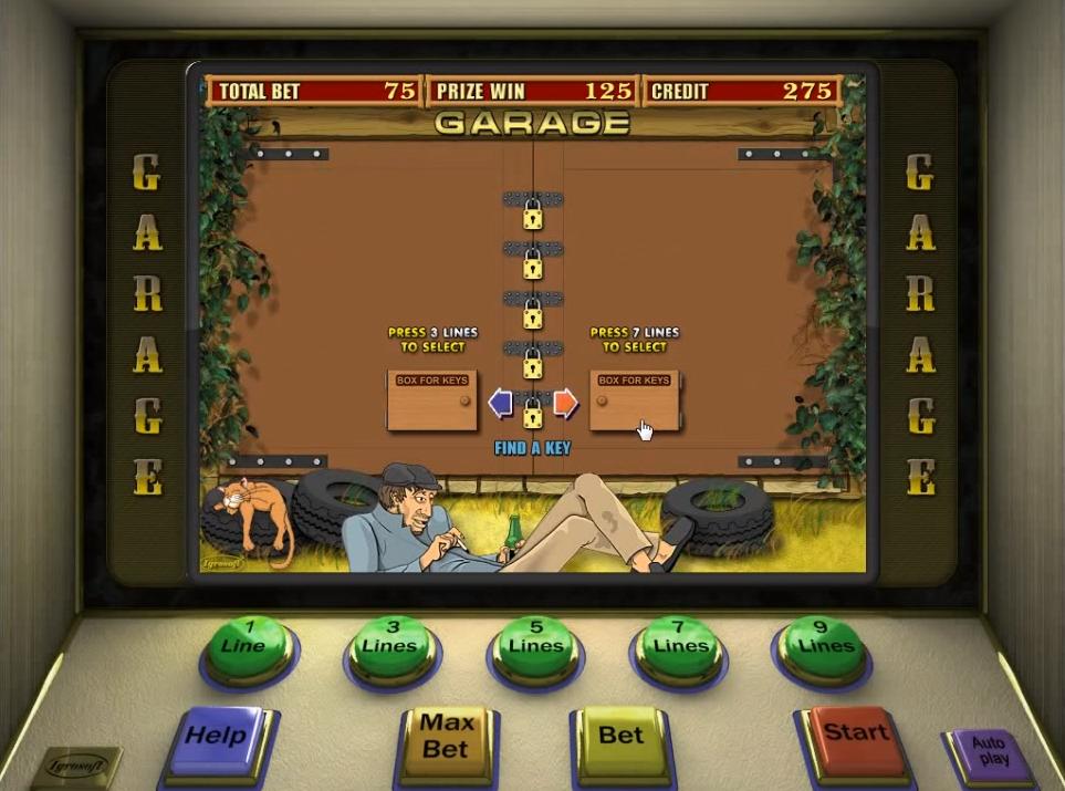 Игровые автоматы онлайн-казино Адмирал