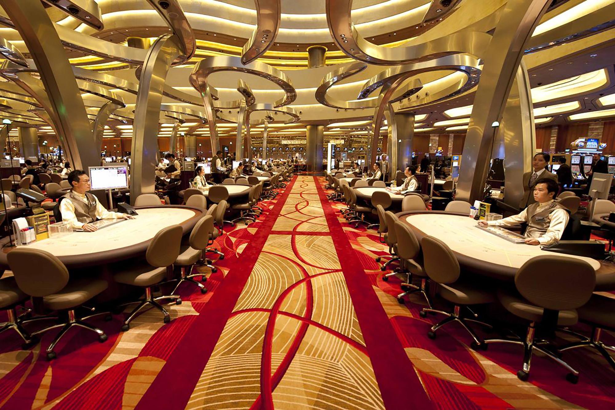 Casino at marina bay sands top casino companies by revenue
