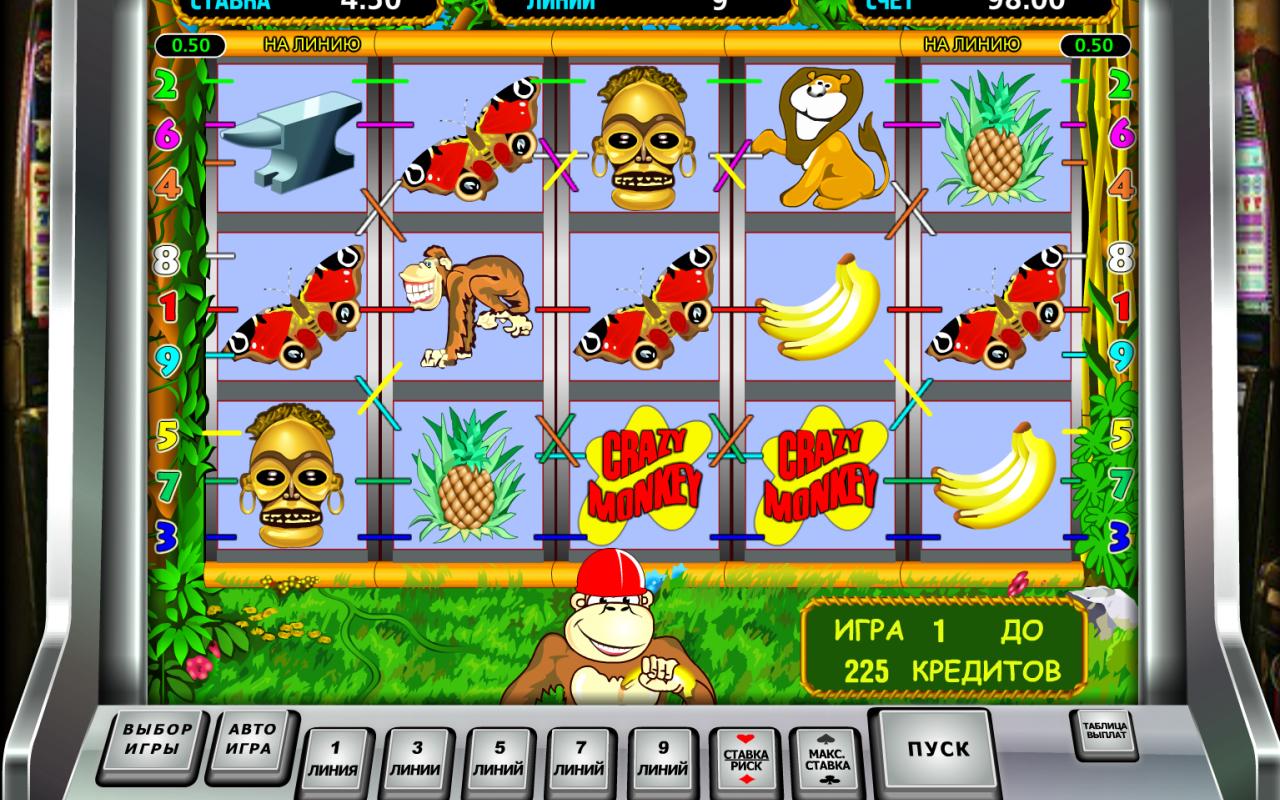 Игровые автоматы казино Ва-Банк